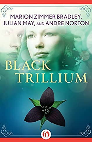 book cover of Black Trillium