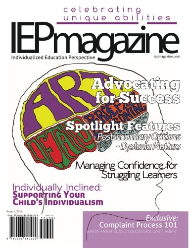 IEP Magazine: Individualized Education Perspective Magazine (Volume 1)