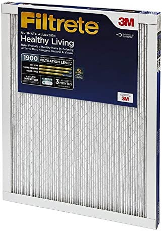 3M Filtrete 12x12x1 Ultimate Allergen Reduction 1900 Air Filter Free Shipping!
