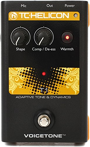 TC Helicon 996003005 VoiceTone T1 Vocal Effects Processor by TC-Helicon (Image #1)