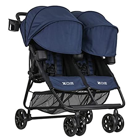 Amazon.com: ZOE XL1 Best Lightweight Travel & Everyday Umbrella Stroller System (Black): Baby