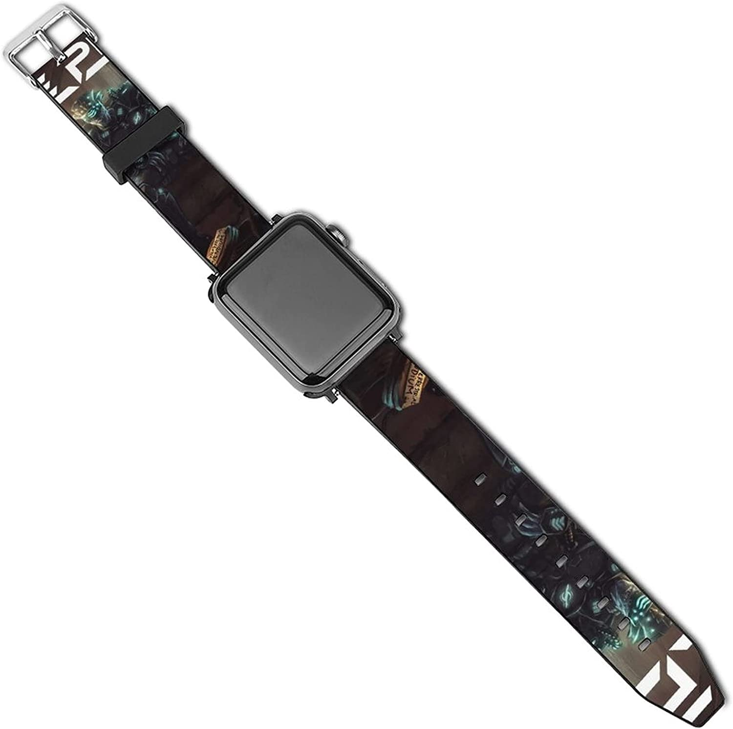 Unleash The Archers The Strap Is Compatible With Apple Watch Strap Series 5/4/3/2/1, With Stainless Steel Buckle. Replacement Strap Wrist Strap Lady