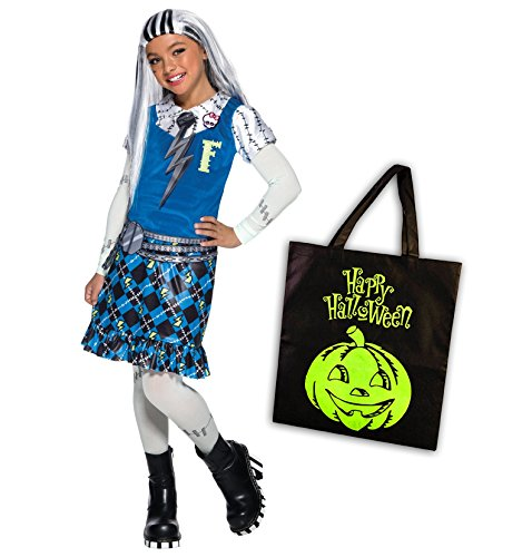 Monster High Frankie Stein Deluxe Child Costume Kit - -