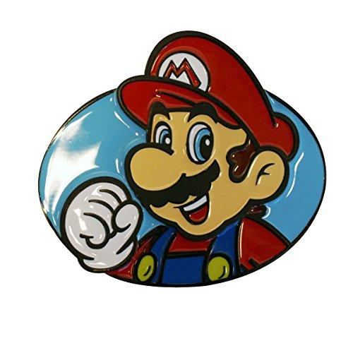 Bioworld Merchandising - Super Mario Bros. boucle de ceinture Mario ()
