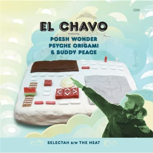 the heat feat psyche origami by el chavo on amazon music