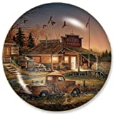 Total Comfort Collector Plate by Terry Redlin