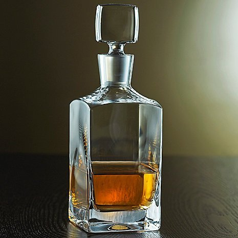 crystal bottle decanter - 7