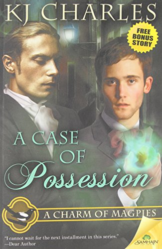 A Case of Possession by Samhain Publishing
