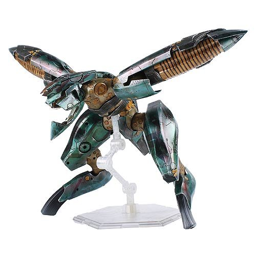Metal Gear Solid RAY 8 1/2-Inch Light-Up Action Figure