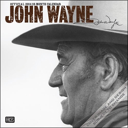 UPC 848296030970, John Wayne - 2014 Calendar