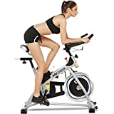 Spinning Bike Spin Pro Indoor Cycling Bike with Pulse for Health and Fitness MT0422