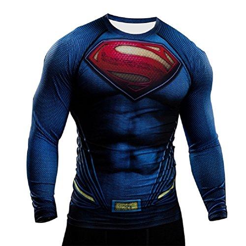 Clothing Homme Man Of Longues nbsp;– nbsp;t Multicolore shirt Samanthajane Manches nbsp;pour Steel nbsp;– TqSdTHw