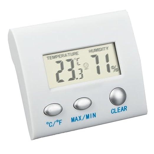 52 opinioni per SODIAL(R)- Termometro igrometro per misurazione di umidità e temperatura interno