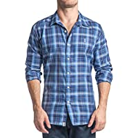 Camisa Xadrez Twil All Blue