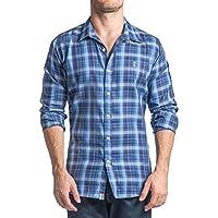 Camisa Xadrez Twil All Blue
