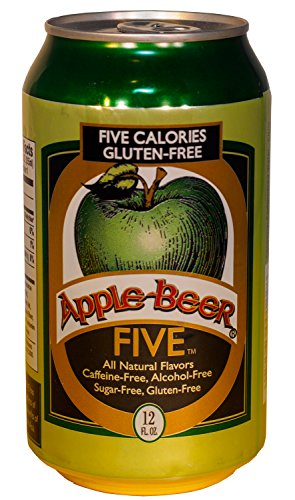 Non Alcoholic Beer Made (Apple Beer (12 cans) (Apple Beer FIVE))