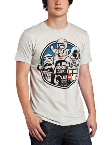 Star Wars Men's Lego Dark Piece T-Shirt