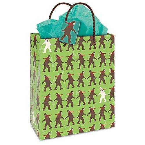 UPC 739048125771, Winter Bigfoot Gift Bag