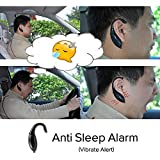 docooler Driver Alarm Vibrate Alert Anti Sleep Drowsy Alarm for Drivers Security Guards