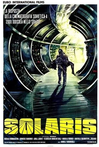 Image result for solaris 1972 poster