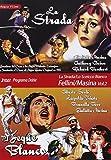 la strada - lo sceicco bianco / la strada el feque blanco (2 dvd) dvd Italian Import