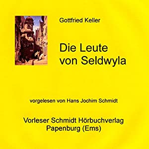 Die Leute von Seldwyla Audiobook