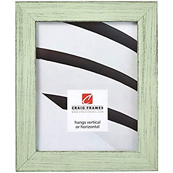 21x37 Black Wood Picture Frame With Acrylic Front and Foam Board Backing