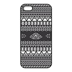 textiles, patterns, & such Case For iPhone 5,5S Black Nuktoe703152 by icecream design