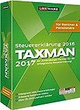 TAXMAN 2017 Rentner & Pensionäre (für Steuerjahr 2016)