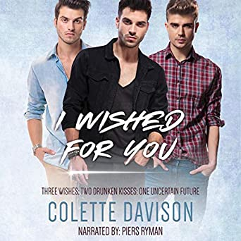 I wished for you | Audiobook by Colette Davison | amazon.com