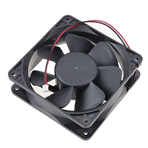24 volt dc cooling fan - 8