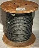 CABLE, AL, SMOOTH WEAVE, 24 STR X 14 GA 250 FT