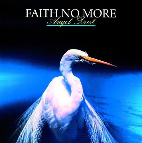 Angel Dust (Faith No More Angel Dust Music On Vinyl)