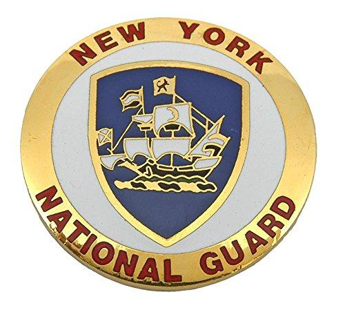 New York National Guard M1 Carbine Stock Medallion