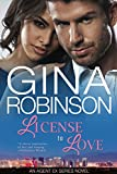 Image of License to Love: An Agent Ex Series Novel (The Agent Ex Series Book 4)