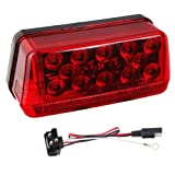 Wesbar 281595 Left Hand LED Wrap-Around Tail Light