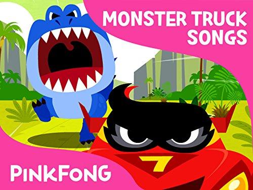 Pink Dino Tubes (Tyrannosaurus Rex vs. Monster)