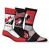 Team Canada 3-Pack Sport Socks