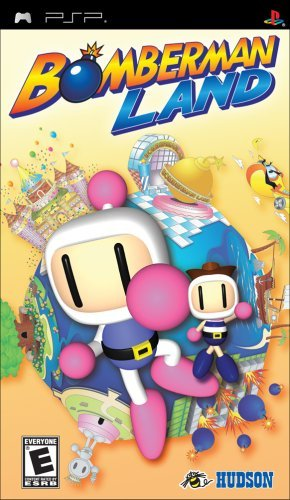 [Bomberman Land - Sony PSP] (Costume Quest 2 Player)
