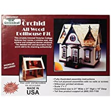 Greenleaf Corona Dollhouse Kit, Orchid
