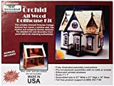 Greenleaf Corona Dollhouse Kit, Orchid (9301G)
