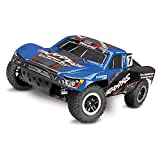 Traxxas 68086-4 1/10 Slash 4X4 4WD Electric Vehicle, Colors Vary