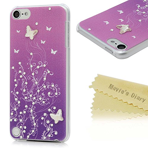 ipod 5 cases with gems - 4