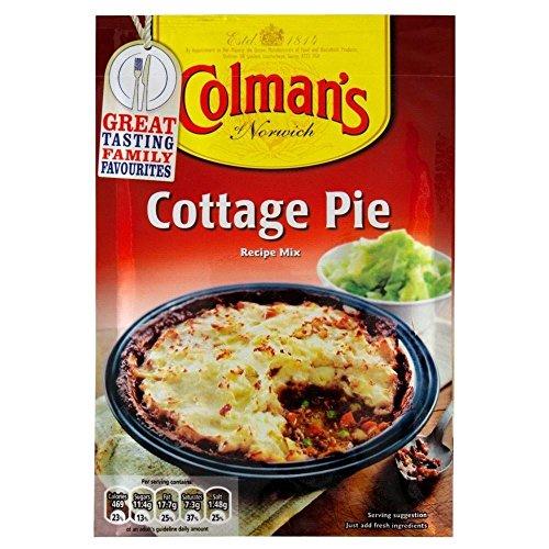 Colman's Cottage Pie Sauce Mix (45g) - Pack of 2 - Little Giant Cottage