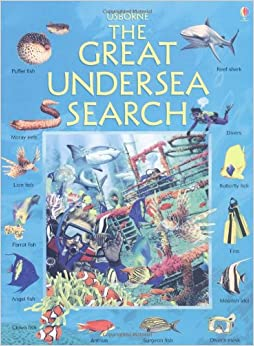 The Great Undersea Search (Look, Puzzle, Learn Series) Downloads Torrent