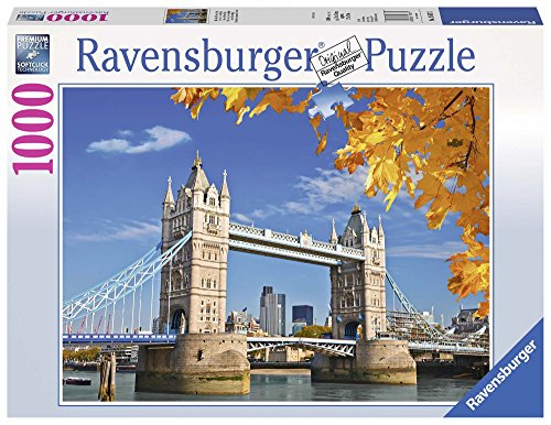 Ravensburger View of Tower Bridge Jigsaw Puzzle (1000 Piece)