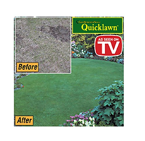Gardener's Choice Quicklawn Lawn Seed 10 LBS (5000 Square Feet) by Gardener's Choice