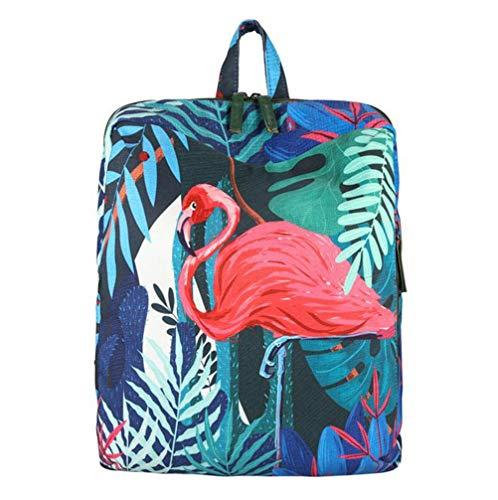 per e Flamenco Print pluviale Cartoon zaino di tropicale A Koala adolescente Animal Vhvcx 3d scuola Foresta sacchetto q1xw16C