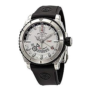 Armand Nicolet A713AGN-AG-GG4710N S05 GMT - Reloj de Pulsera analógico automático para Hombre, con Fecha 5