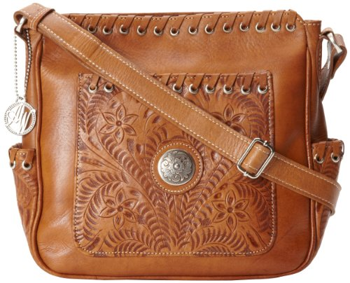 American West Harvest Moon All Access Bag,Harvest Gold,One Size ()